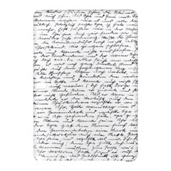 Handwriting  Samsung Galaxy Tab Pro 10 1 Hardshell Case by Valentinaart