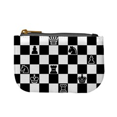 Chess Mini Coin Purses by Valentinaart