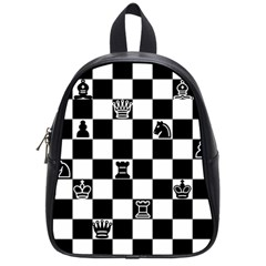 Chess School Bags (small)  by Valentinaart