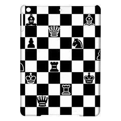 Chess Ipad Air Hardshell Cases by Valentinaart