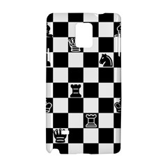 Chess Samsung Galaxy Note 4 Hardshell Case by Valentinaart