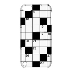 Crosswords  Apple Ipod Touch 5 Hardshell Case With Stand