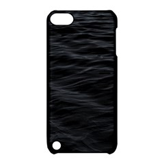 Dark Lake Ocean Pattern River Sea Apple Ipod Touch 5 Hardshell Case With Stand by Simbadda