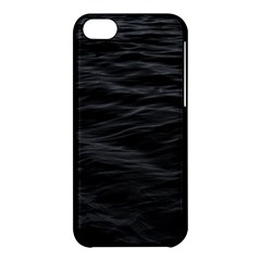 Dark Lake Ocean Pattern River Sea Apple Iphone 5c Hardshell Case by Simbadda