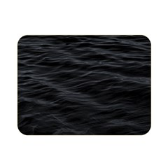 Dark Lake Ocean Pattern River Sea Double Sided Flano Blanket (mini)