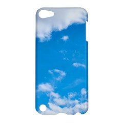 Sky Blue Clouds Nature Amazing Apple Ipod Touch 5 Hardshell Case by Simbadda