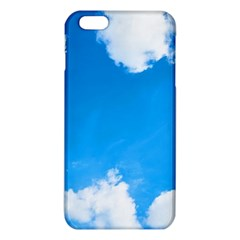 Sky Clouds Blue White Weather Air Iphone 6 Plus/6s Plus Tpu Case by Simbadda