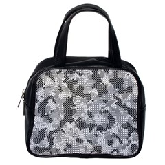 Camouflage Patterns  Classic Handbags (one Side) by Simbadda