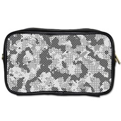 Camouflage Patterns  Toiletries Bags 2 Side by Simbadda