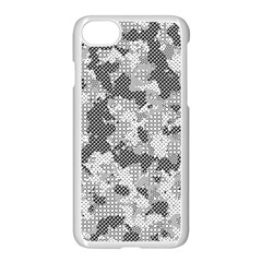 Camouflage Patterns  Apple Iphone 7 Seamless Case (white) by Simbadda