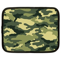 Camouflage Camo Pattern Netbook Case (xl)
