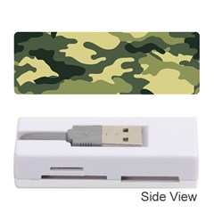 Camouflage Camo Pattern Memory Card Reader (stick)
