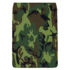 Military Camouflage Pattern Flap Covers (l)  by Simbadda