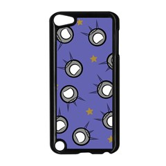 Rockets In The Blue Sky Surrounded Apple Ipod Touch 5 Case (black) by Simbadda