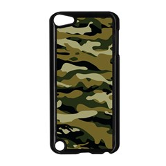 Military Vector Pattern Texture Apple Ipod Touch 5 Case (black)