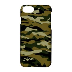Military Vector Pattern Texture Apple Iphone 7 Hardshell Case