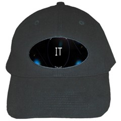 This Is An It Logo Black Cap