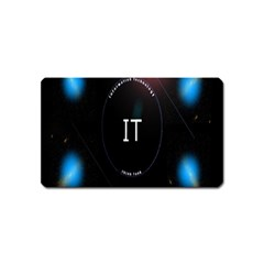 This Is An It Logo Magnet (name Card) by Simbadda