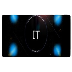 This Is An It Logo Apple Ipad 2 Flip Case by Simbadda