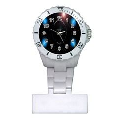 This Is An It Logo Plastic Nurses Watch