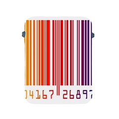 Colorful Gradient Barcode Apple Ipad 2/3/4 Protective Soft Cases