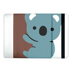 Animal Koala Samsung Galaxy Tab Pro 10 1  Flip Case by Alisyart