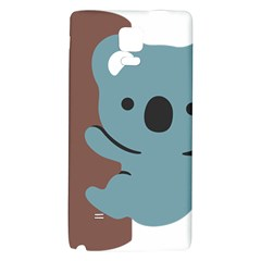 Animal Koala Galaxy Note 4 Back Case