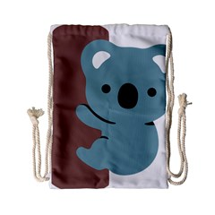 Animal Koala Drawstring Bag (small)