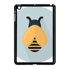 Animals Bee Wasp Black Yellow Fly Apple Ipad Mini Case (black) by Alisyart