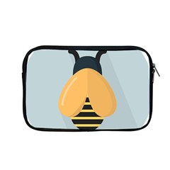 Animals Bee Wasp Black Yellow Fly Apple Macbook Pro 13  Zipper Case