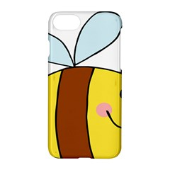 Animals Bee Wasp Smile Face Apple Iphone 7 Hardshell Case
