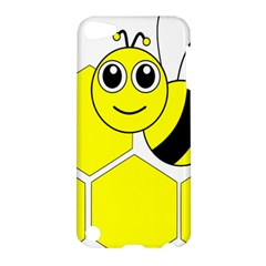 Bee Wasp Yellow Apple Ipod Touch 5 Hardshell Case