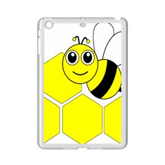 Bee Wasp Yellow Ipad Mini 2 Enamel Coated Cases