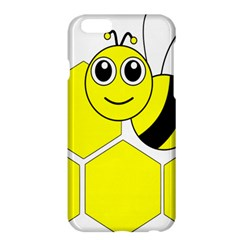 Bee Wasp Yellow Apple Iphone 6 Plus/6s Plus Hardshell Case