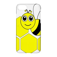 Bee Wasp Yellow Apple Iphone 7 Hardshell Case by Alisyart