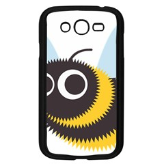 Bee Wasp Face Sinister Eye Fly Samsung Galaxy Grand Duos I9082 Case (black) by Alisyart