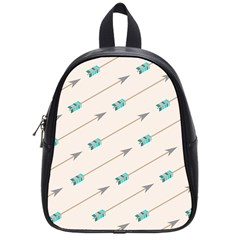 Arrow Quilt School Bags (small)