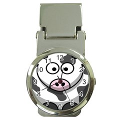 Animals Cow  Face Cute Money Clip Watches by Alisyart
