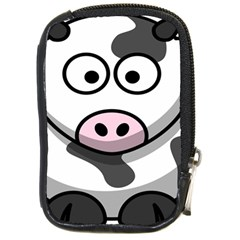 Animals Cow  Face Cute Compact Camera Cases by Alisyart