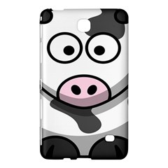 Animals Cow  Face Cute Samsung Galaxy Tab 4 (7 ) Hardshell Case  by Alisyart