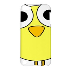 Bird Big Eyes Yellow Green Apple Ipod Touch 5 Hardshell Case by Alisyart