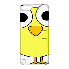 Bird Big Eyes Yellow Green Apple Ipod Touch 5 Hardshell Case With Stand by Alisyart