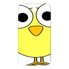Bird Big Eyes Yellow Green Samsung Galaxy Mega I9200 Hardshell Back Case by Alisyart