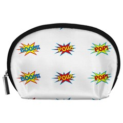 Boom Pow Pop Sign Accessory Pouches (large)