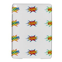 Boom Pow Pop Sign Ipad Air 2 Hardshell Cases