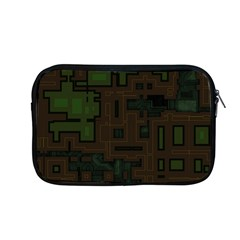 Circuit Board A Completely Seamless Background Design Apple Macbook Pro 13  Zipper Case
