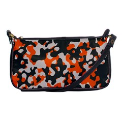 Camouflage Texture Patterns Shoulder Clutch Bags