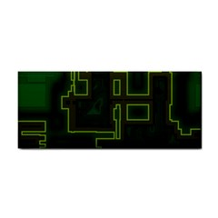 A Completely Seamless Background Design Circuit Board Cosmetic Storage Cases