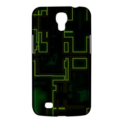 A Completely Seamless Background Design Circuit Board Samsung Galaxy Mega 6 3  I9200 Hardshell Case by Simbadda