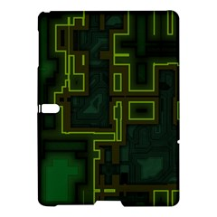 A Completely Seamless Background Design Circuit Board Samsung Galaxy Tab S (10 5 ) Hardshell Case  by Simbadda